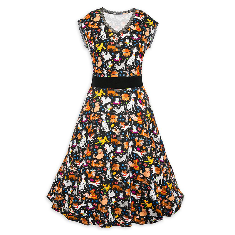 Disney Dress Shop Dress - Reigning Cats and Dogs - Disney Dogs