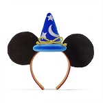 Disney Ear Headband - Fantasia - Sorcerer Mickey Mouse