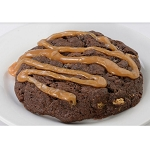 Disney Snack Foods - Werther's Caramel German - Chocolate S'more Cookie