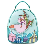 Disney Loungefly Mini Backpack - Disney Robin Hood Rescues Maid Marian Mini Backpack