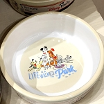 Disney Tails Pet Bowl - Reigning Cats and Dogs - Life is a Walk in the Park - Disney Dogs