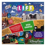 Disney Board Game - Disney Parks Theme Park Edition - The Game of Life