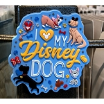 Disney Magnet - Reigning Cats and Dogs - I Love My Disney Dog