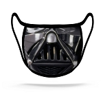 Disney Face Mask - Darth Vader