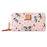 Disney Dooney and Bourke Wallet - Mickey and Minnie Mouse Love