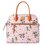 Disney Dooney and Bourke Bag - Mickey and Minnie Mouse Love - Satchel