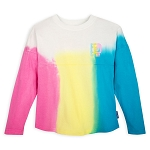 Disney Youth Spirit Jersey - Walt Disney World - Pastel Stripes