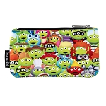 Disney Loungefly Nylon Pouch - Pixar Toy Story Alien Outfits AOP Nylon Pouch