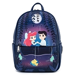 Disney Loungefly Mini Backpack - The Little Mermaid Gondola Scene Backpack