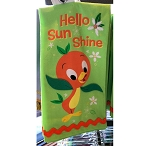 Disney Kitchen Towel - Orange Bird