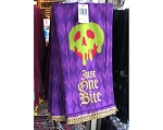 Disney Kitchen Towel - Poison Apple - Just One Bite