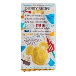 Disney Kitchen Towel - The Perfect Disney Recipe - Mickey Mouse Waffle