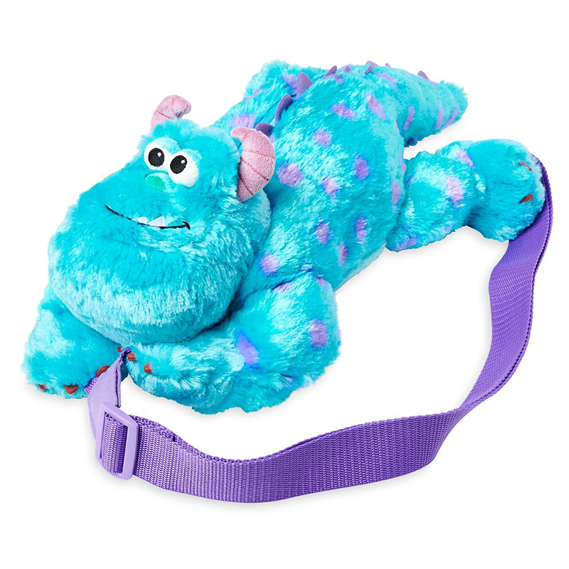 Disney Plush Backpack - Monsters Inc - Sulley