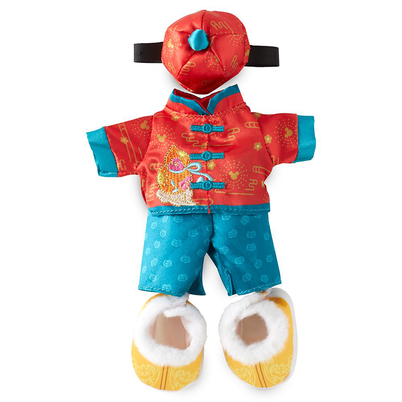 Disney nuiMOs Outfit Set - Chinese New Year