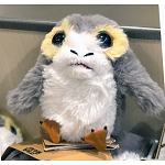 Disney Magnetic Shoulder Plush - Star Wars - Toddler Porg