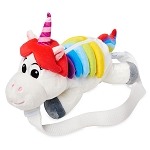 Disney Plush Backpack - Inside Out - Rainbow Unicorn