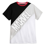 Disney Adult Shirt by Our Universe - Marvel Logo