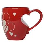 Disney Coffee Cup - Mickey and Minnie Mouse Love