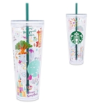 Disney Large Starbucks Tumbler w/ Lid - Walt Disney World - 2021 Release
