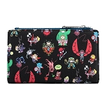 Disney Loungefly Wallet - Marvel Skottie Young Chibi Group