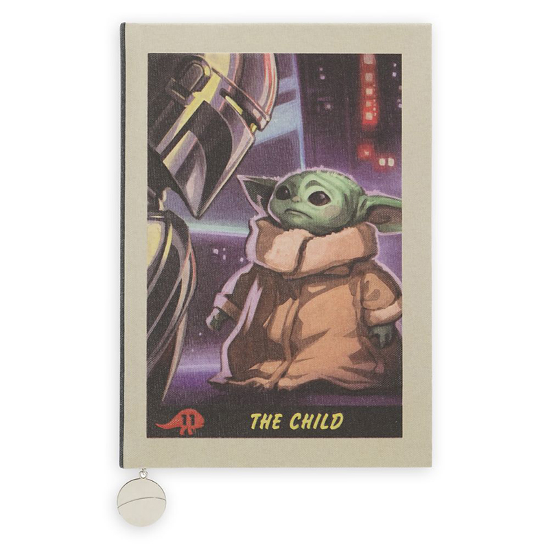 Disney  Journal - Star Wars the Mandalorian - The Child