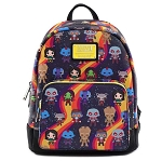 Disney Loungefly Mini Backpack - Marvel - Guardians of the Galaxy - Chibi
