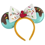 Disney Loungefly Ear Headband - Minnie Mouse Sweet Treats