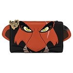 Disney Loungefly Wallet - The Lion King - Scar Cosplay Flap Wallet