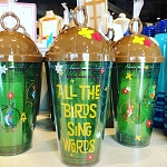 Disney Tumbler - Tiki Room - All The Birds Sing Words