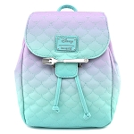 Disney Loungefly Mini Backpack - Little Mermaid Scales Ombre Mini Backpack