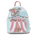 Disney Loungefly Mini Backpack - Dumbo Flying Circus Tent