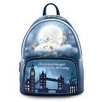 Disney Loungefly Mini Backpack - Peter Pan Star Glow