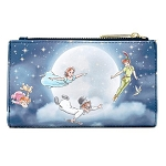 Disney Loungefly Flap Wallet - Peter Pan Second Star
