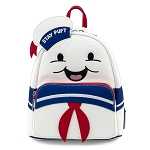 Loungefly Mini Backpack - Ghostbusters - Stay Puft Marshmallow Man Puff