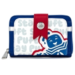 Loungefly Zip Around Wallet - Ghostbusters - Stay Puft Marshmallow Man