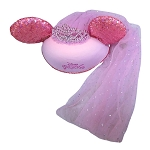Disney Child Ears Hat - Disney Princess Crown with Sequin Trim