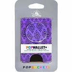 Disney POPWallet by POPSockets - Haunted Mansion Wallpaper