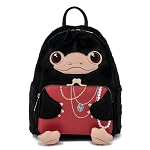 Universal Loungefly Mini Plush Cosplay Backpack - Fantastic Beasts - Niffler