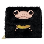 Universal Loungefly Wallet - Fantastic Beasts Niffler Plush Zip Around Wallet