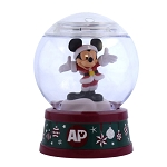 Disney Sipper - Annual Passholder - Christmas Mickey Mouse