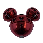 Drink Add On - Jingle Bell Glow Cube - Mickey Mouse Icon - Red