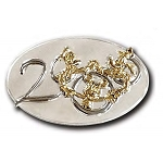 Disney 20th Anniversary of Disney Pins - #4 - Celebrating Hand In Hand - LE