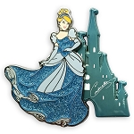 Disney Pin - Cinderella with Castle