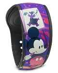 Disney MagicBand 2 Bracelet - Epcot Festival of the Arts 2021 - Mickey Mouse - Donald Duck - Figment - Chip n Dale