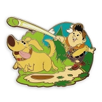 Disney Pin - Pixar Up - Russell and Dug