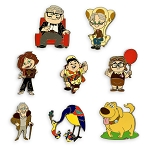 Disney Mystery Pin Blind Box - Pixar - Up