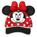 Disney Baseball Hat for Toddlers - Minnie Mouse