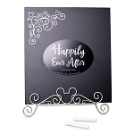 Disney Sign - Mickey Icon Chalkboard with Easel for Wedding