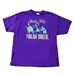 Disney Adult Shirt - Haunted Mansion - She's My Foolish Mortal Tee