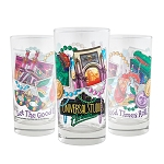 Universal Studios Florida Collectible Glass - Mardi Gras